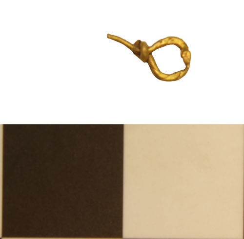 BM-F49DBE: BM-F49DBE: Roman gold jewellery element