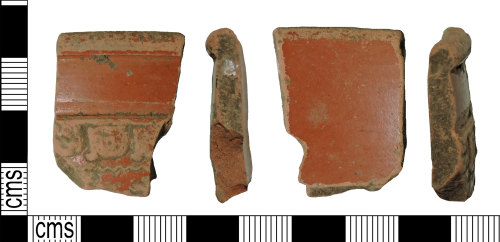 A resized image of Roman:Vessel fragment