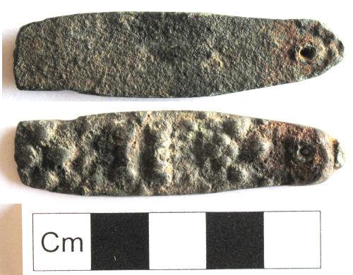 NCL-467855: Post-Medieval mount