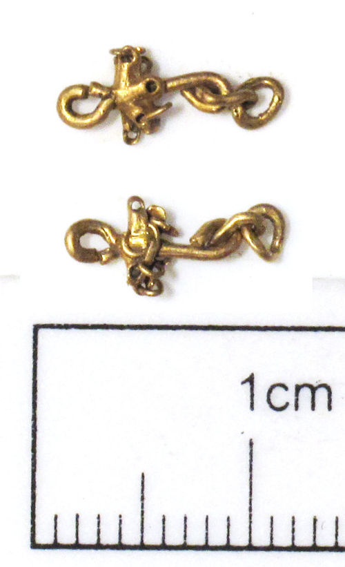NCL-2B87A2: Jewellery fitting of unknown date