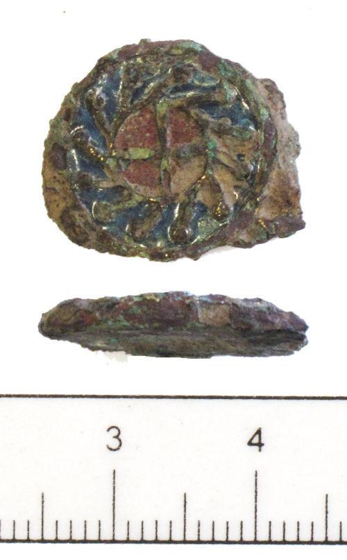 NCL-36F694: Medieval finger ring