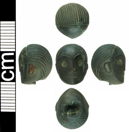 HAMP-997D86: Iron Age to Roman pin