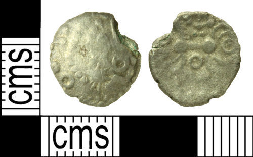 WILT-05CD80: Iron Age coin: East Wiltshire unit