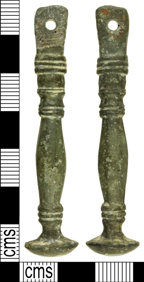 WILT-34130A: Unidentified object of uncertain date