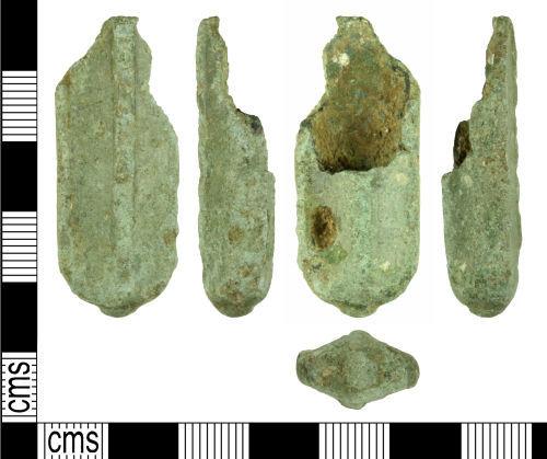 WILT-37F8E1: Bronze Age tongue chape