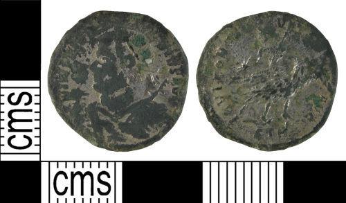 WILT-561146: Roman coin: Nummus of Licinius I