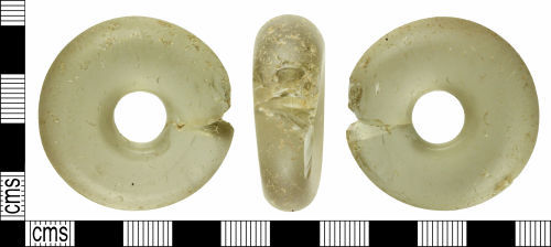 WILT-5ABC01: Early-medieval spindle whorl