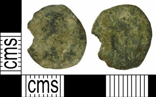 WILT-5B8CA6: Roman coin: Nummus of the House of Constantine