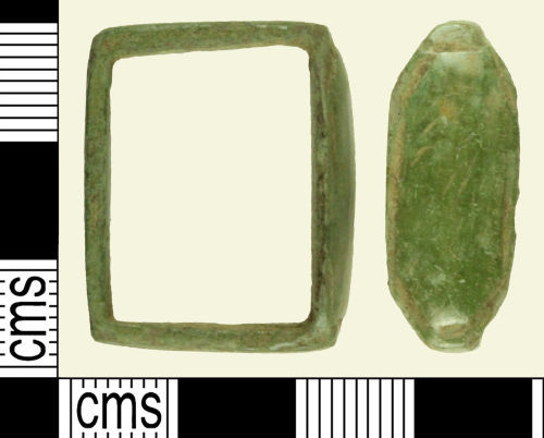 WILT-71971C: Medieval strap slide