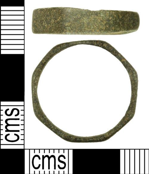 WILT-719BA0: Roman Henig type IX finger ring