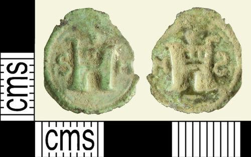 WILT-725319: Post-medieval braceteate
