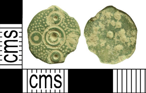 WILT-B72C77: Unidentified object of uncertain date