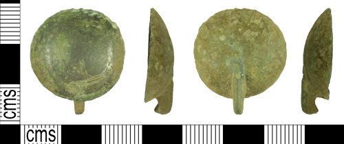 WILT-BFDDFA: Roman spoon fragment