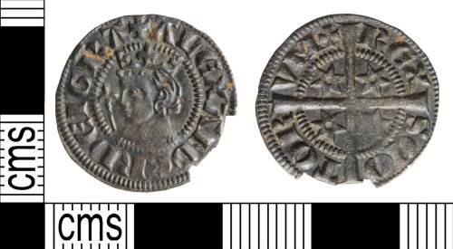 WILT-15D6BD: Medieval coin: Penny of Alexander III