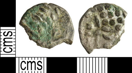 WILT-5EB2DF: Iron Age South Western stater