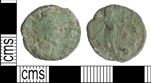 WILT-613146: Roman coin: Radate of Quintillus