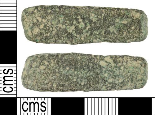 WILT-90C8FE: Roman coin: Nummus of Arcadius