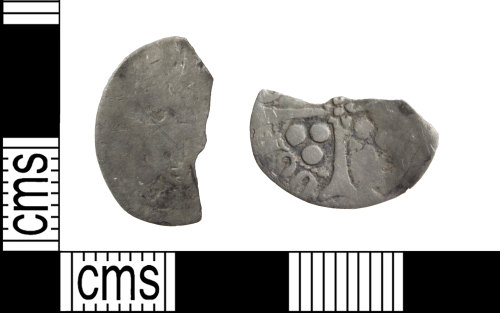 WILT-A65B5B: Medieval coin: Penny of Edward IV