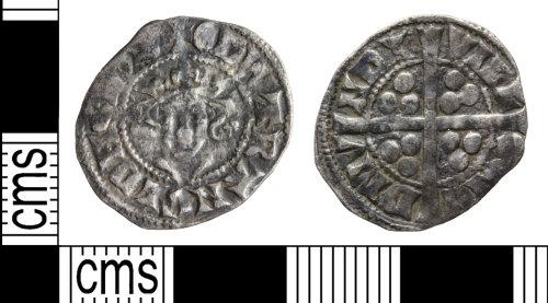 WILT-BBFE7E: Medieval coin: Penny of Edward I
