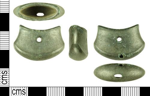 WILT-D4F151: Bronze Age chape