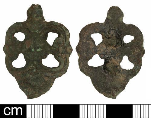 DOR-0B0455: Post-medieval mount
