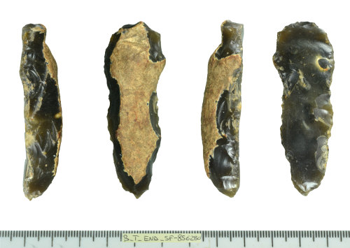 SF-8562B0: Late Neolithic to early Bronze Age flint fabricator.