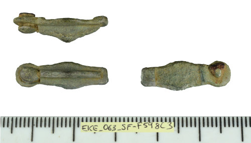 SF-F598C3: Early Medieval (Anglo-Saxon) box catch
