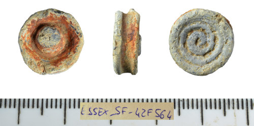SF-42F564: Post Medieval weight. (possibly)