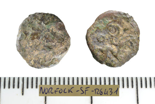 SF-126431: Iron Age unit of the North Thames region.