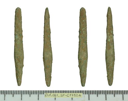 SF-C1752A: Bronze Age awl