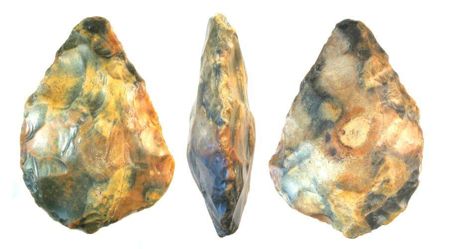 CPAT-5EA735: Palaeolithic Handaxe