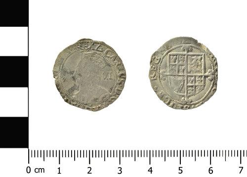 BERK-012476: Charles I 6d