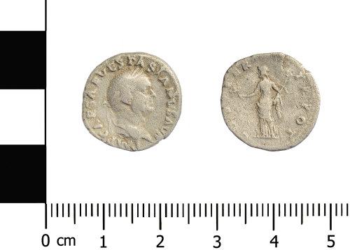 BERK-360A85: Roman Denarius - Gordian III