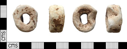 PUBLIC-6230D5: PUBLIC-6230D5 early medieval spindle whorl