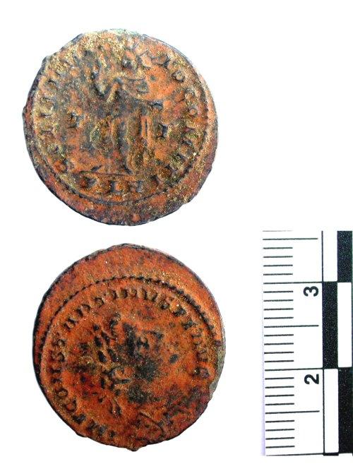 BUC-B55A40: Roman coin: nummus of Constantine I