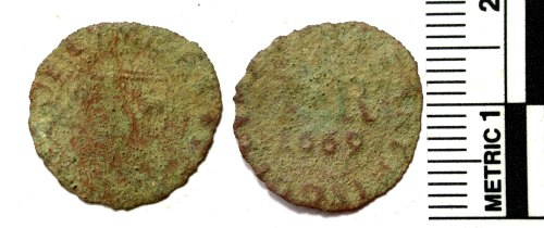 BUC-41706A: Post medieval trade token