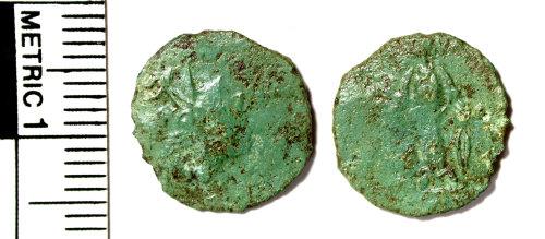 BUC-D89BB9: Roman coin