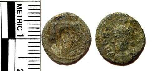 BUC-2F2171: Roman coin