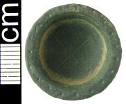 A resized image of Medieval cup weight
