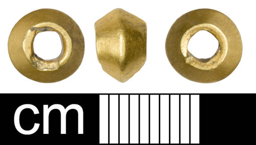 PAS-65902F: Middle Bronze Age bead