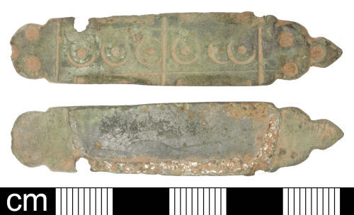 SOM-409575: Post-medieval candle snuffer