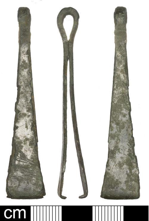 SOM-84CE01: Roman tweezers (possibly)