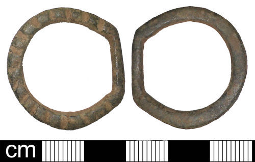 A resized image of Medieval buckle frame
