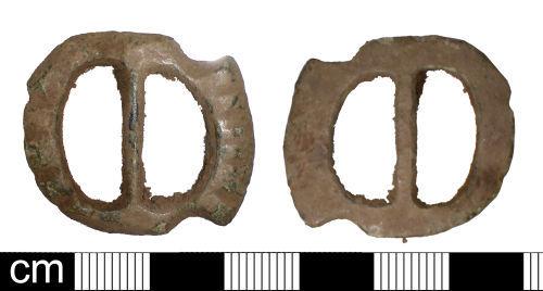 SOM-D5DC02: Medieval buckle frame