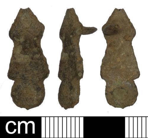 SOM-F8E344: Post-medieval mount