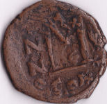 A resized image of Heraclius and Heraclius Constantine, Constantinople Obv