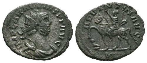 FASAM-4AF414: Roman Coin: Carausius ADVENTVS AVG London