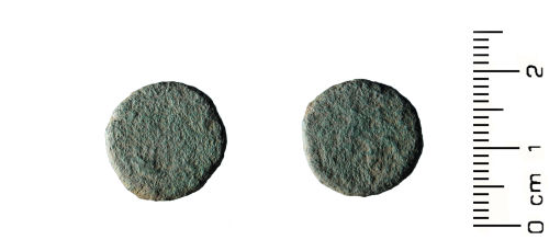 HESH-5130F1: Post Medieval: Coin Weight