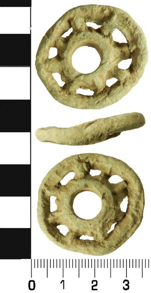 LVPL-608805: medievalspindlewhorl