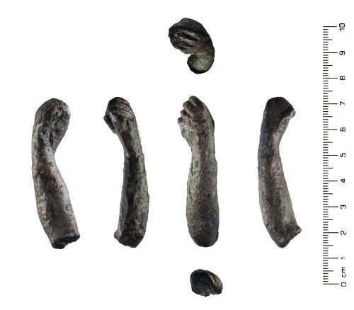 HESH-12CB03: Roman: Figurine